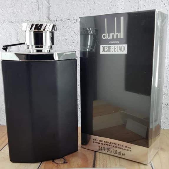 Dunhill Desire Black Man EDT Parfum 100 mL (Original From Singapore) Bisa Pembayaran COD/FREE ONGKIR