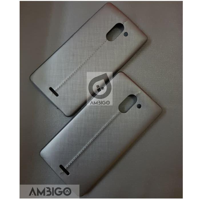 Detail Gambar GDC Infinix Hot 4 Pro X556 X557 Case Luxury Leather Ambigo Premium Terkini