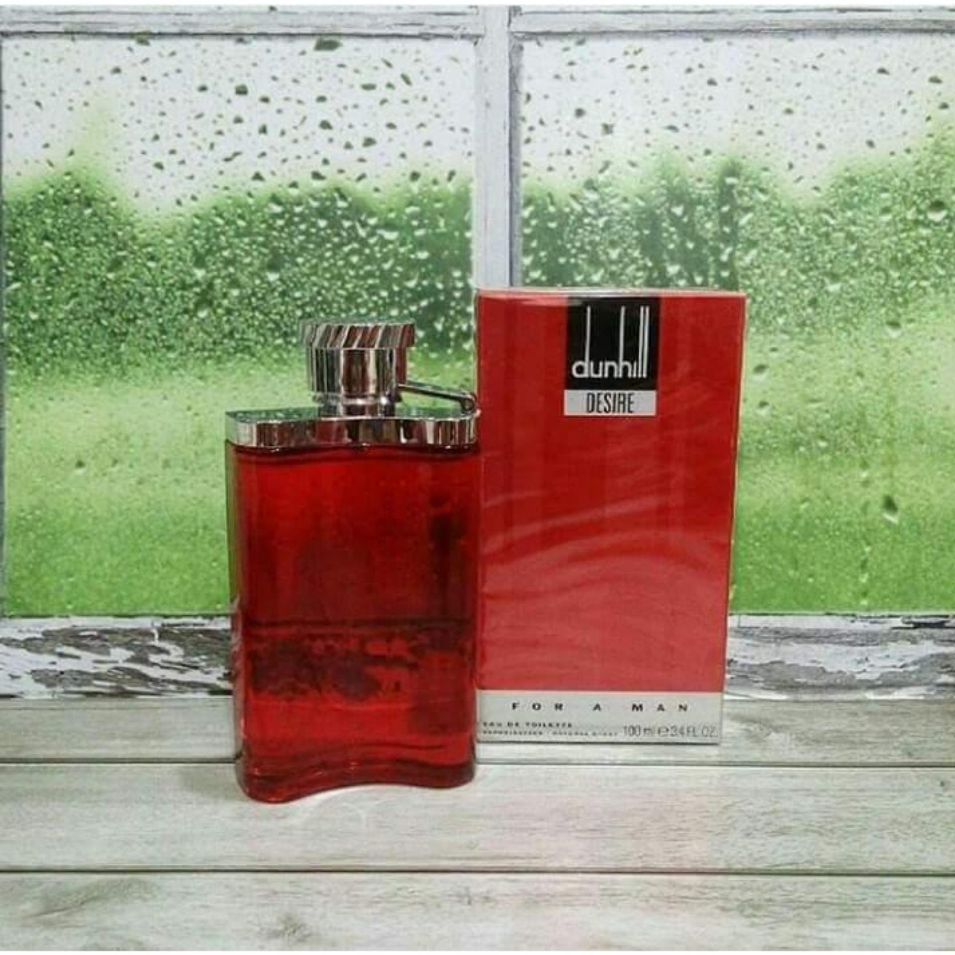 PARFUM PRIA/TERBAIK/TOP MODE/DUNHIL DESIRE RED FOR MEN