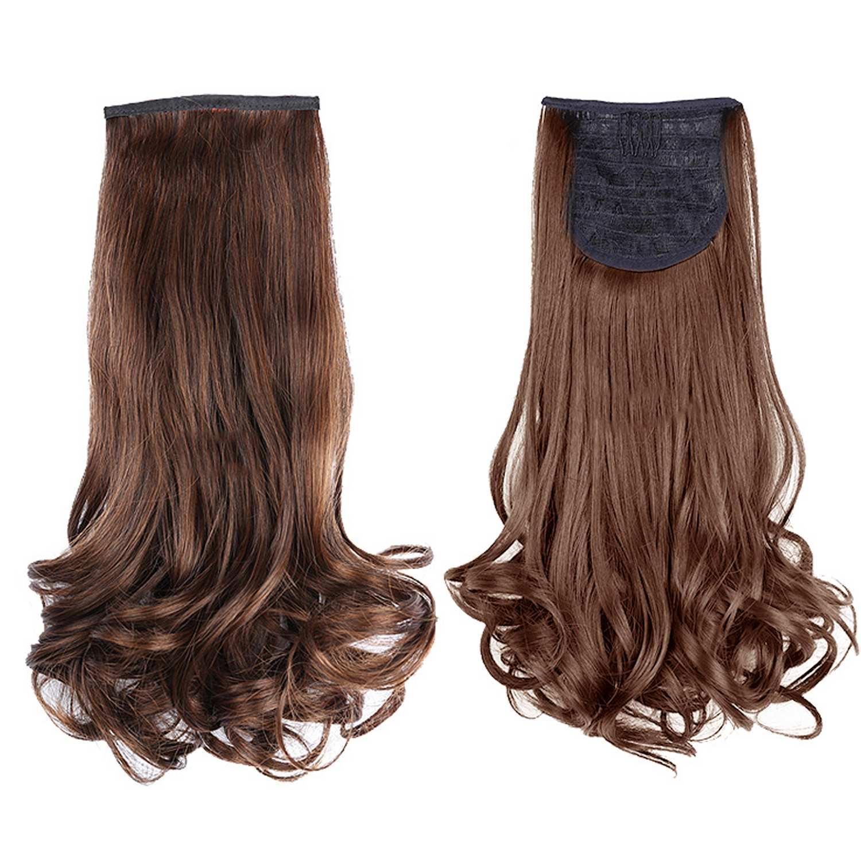 Hair Extension Perpanjangan Rambut model klip clip wigs long straight 60 cm 230. IDR 37,000