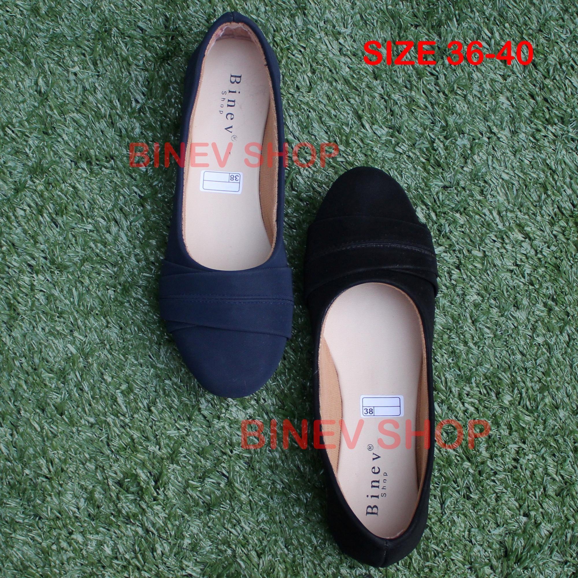 Binev Sepatu Slip On Wanita B-050 PITA 04 - 3 .