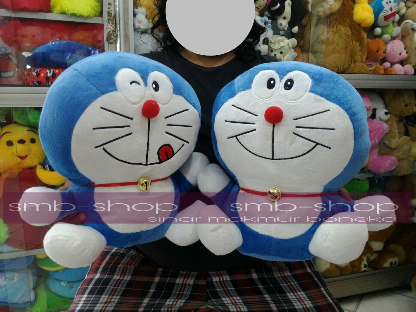 Boneka Doraemon Smile XL soft Yelvo