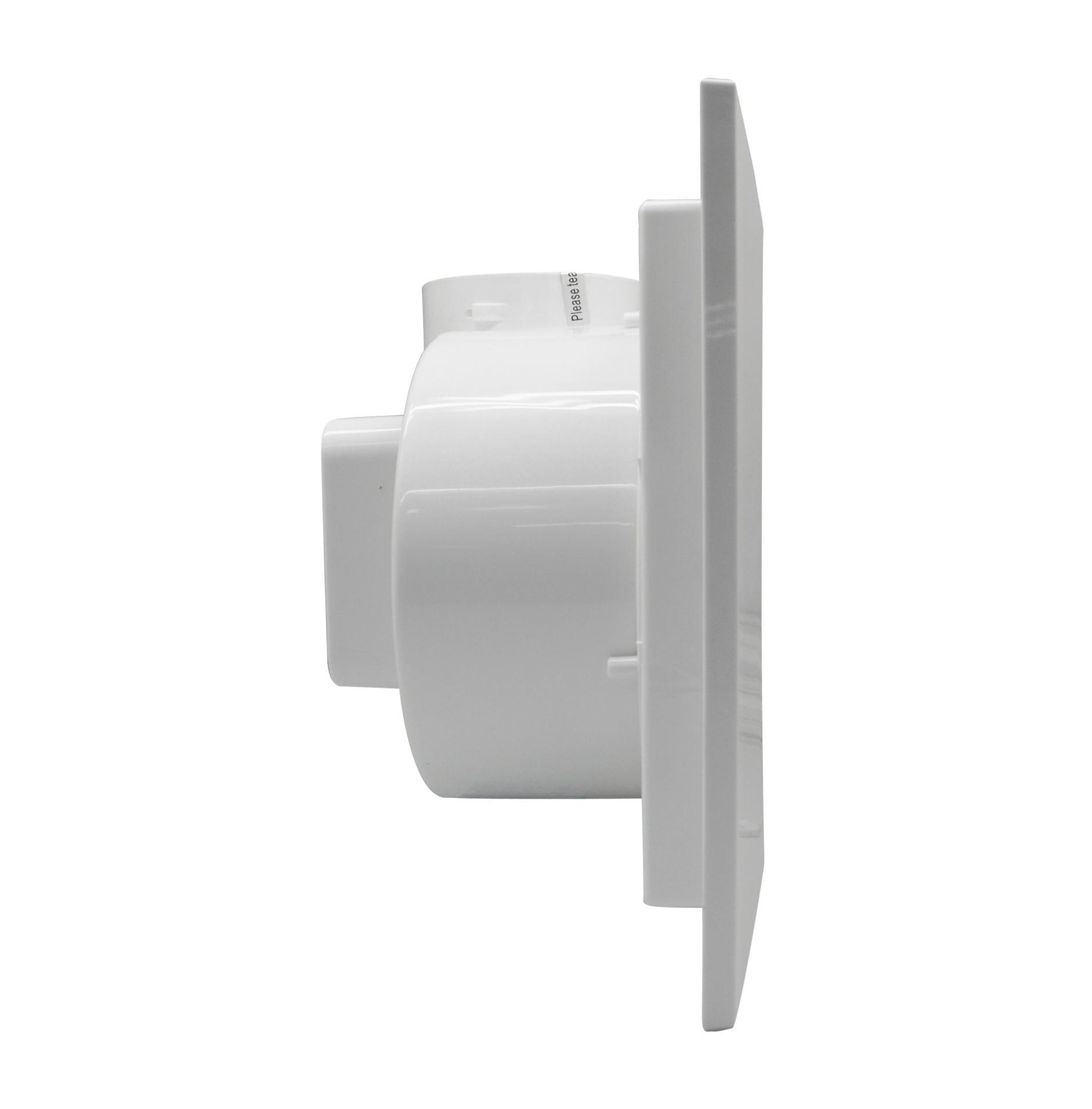 Putih Fan Exhaust Rumah Toilet Dapur Restoran Udara Hisap Angin Nyaman Aman Tidak .