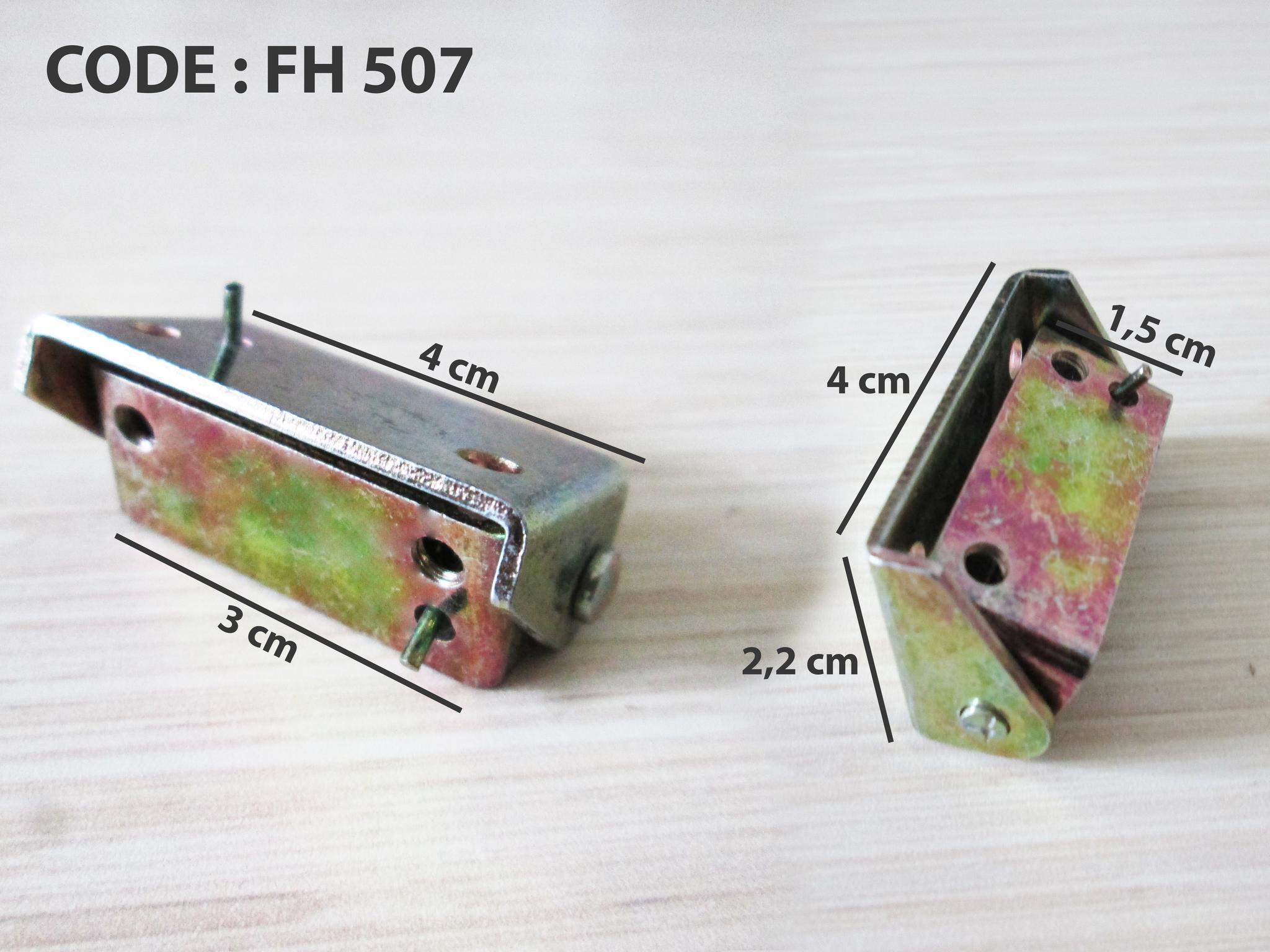 Engsel Meja Lipat/ Engsel Flap Hinge/ FH 507 NEW
