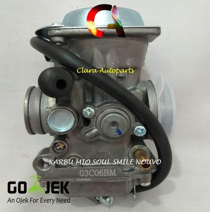 Bayar Di Tempat / Karburator MIO Soul Sporty Smile Nouvo 5Tl Carburator MIO Smile Sporty - 4