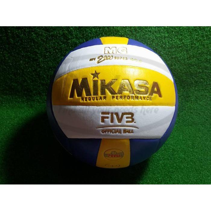 Bola Volly Voli Mikasa MV 2200 Super Gold