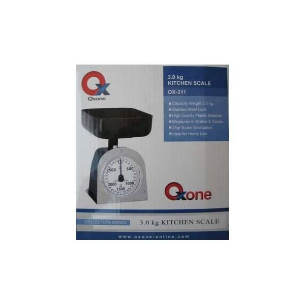 Oxone Kitchen Scale OX-311 ( 3Kg)- Timbangan Kue Oxone Murah