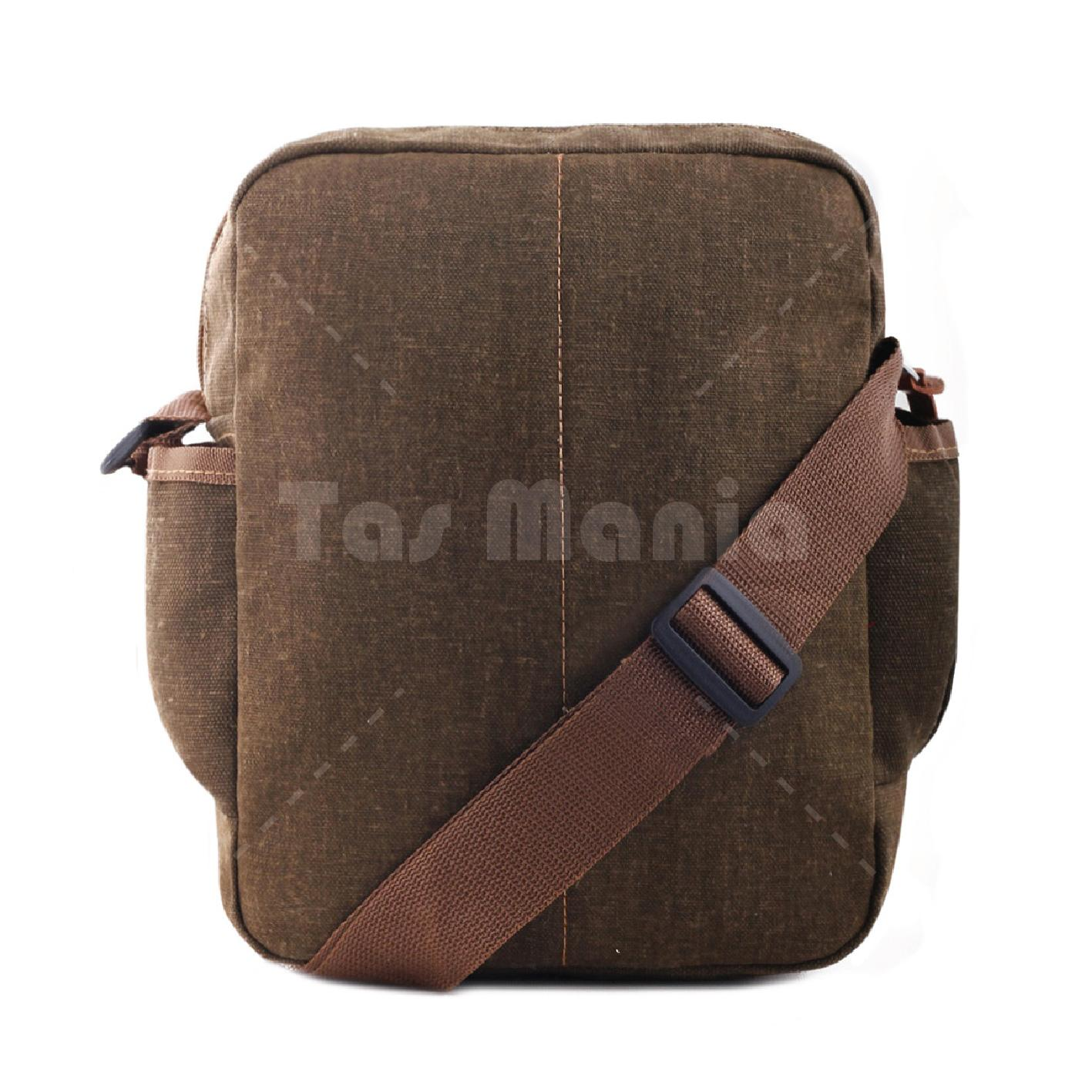 ... Tas Selempang Gear Bag Slingbag Coast Guard Army - Khaki Tas Pria Tas Messenger Tas Slempang ...