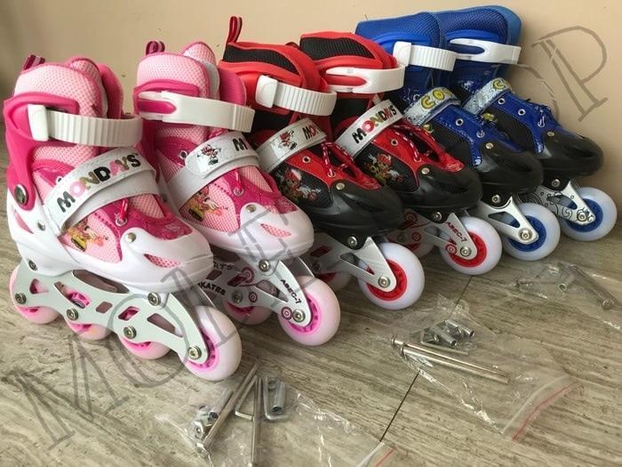 Power Sepatu Roda Inline Anak Hijau Sepaturoda Inline Skate Anak ... a43de94eda