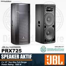 JBL PRX725 Speaker aktif 2x15 inch 1500 Watt - PA Speaker Sound System