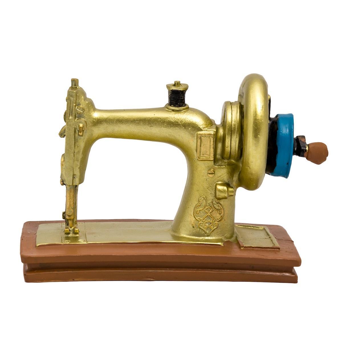 Fanildo pajangan hiasan meja mesin jahit unik vintage shabby klasik - 2 ...