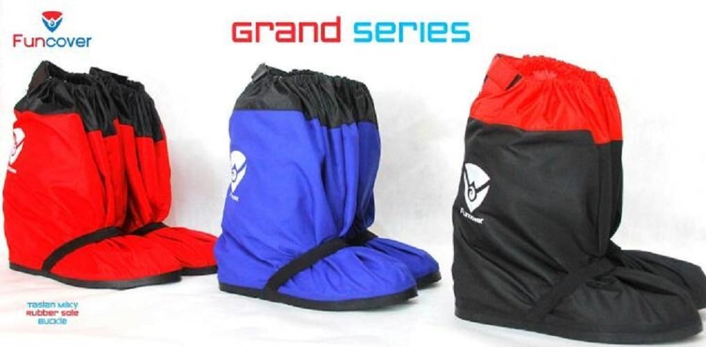 Mantel Sarung Jas Hujan Sepatu Cover Shoes Funcover Grand V 0.2 Cosh R e0e0cdaa57