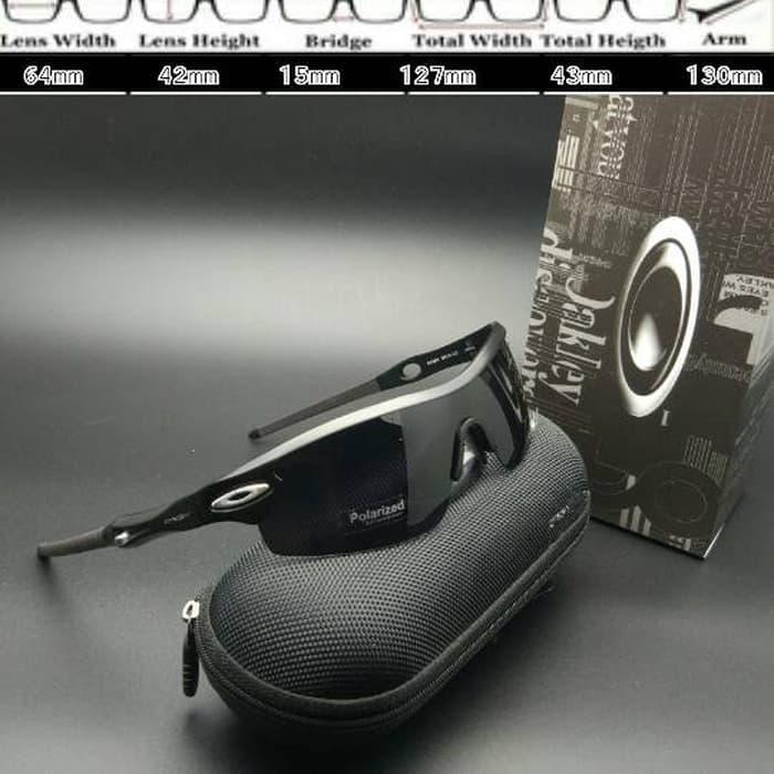 Detail Gambar DISKON Kacamata Oakley Radar Sport OA 3004 Hitam Polarised  TERMURAH Terbaru b34ec786e9