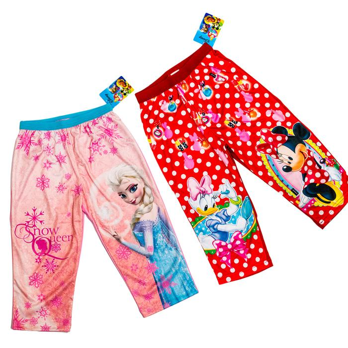 Disney ORI Celana Anak Perempuan - Frozen / Minnie Mouse