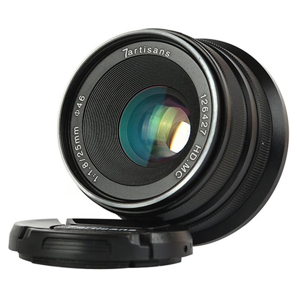 7artisans Photoelectric 25mm f/1.8 Lens for Olympus / Panasonic (Micro Four Thirds)