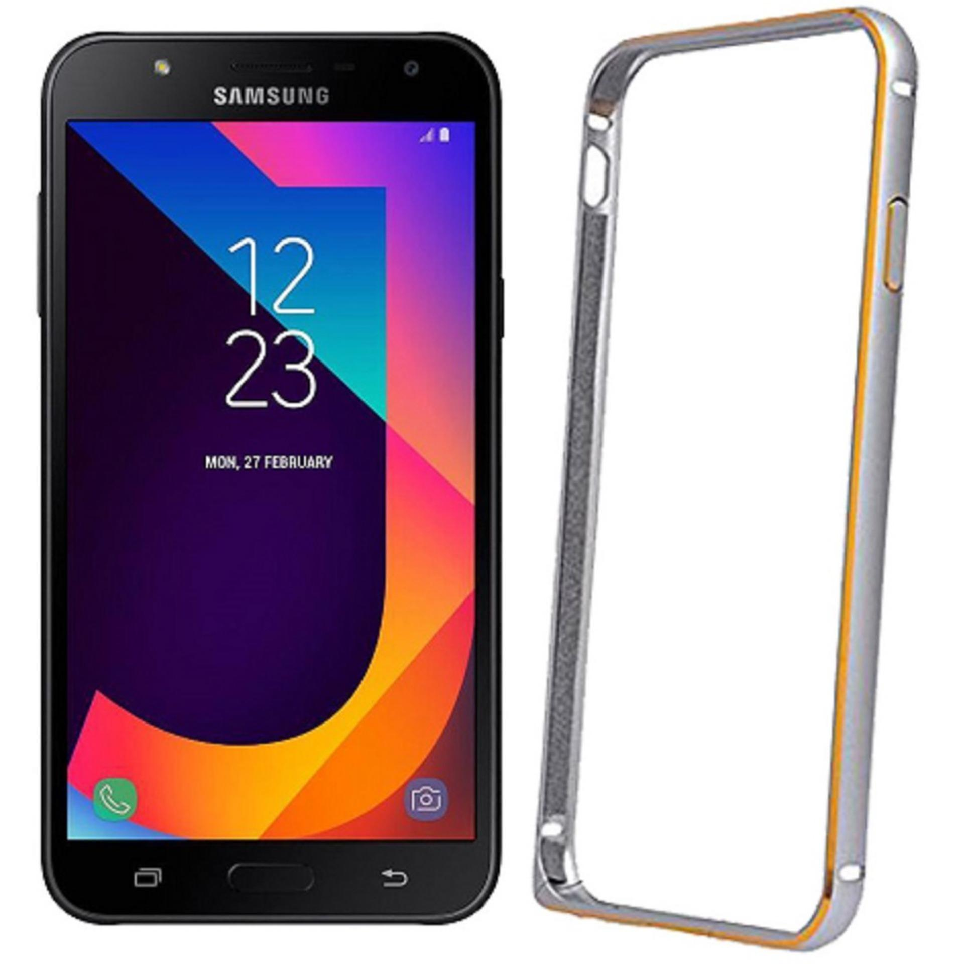 Aluminium Bumper Stainless Metal Bezel List for Samsung Galaxy J7 2015 J7 Core