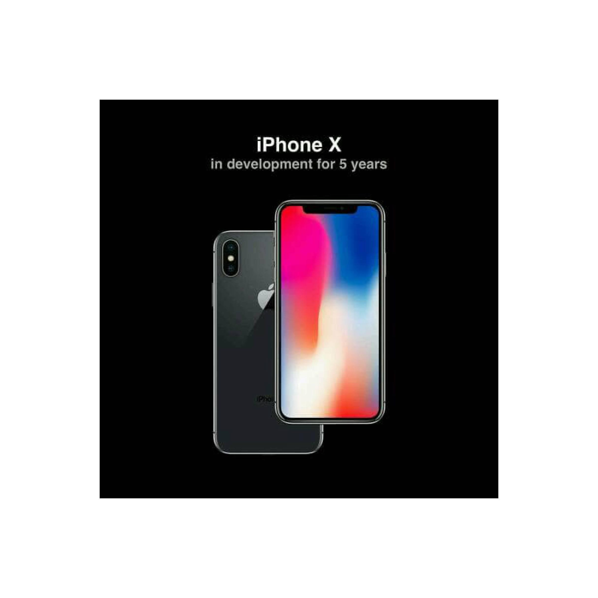 Apple iPhone X ( Ten ) 256GB di Jakarta