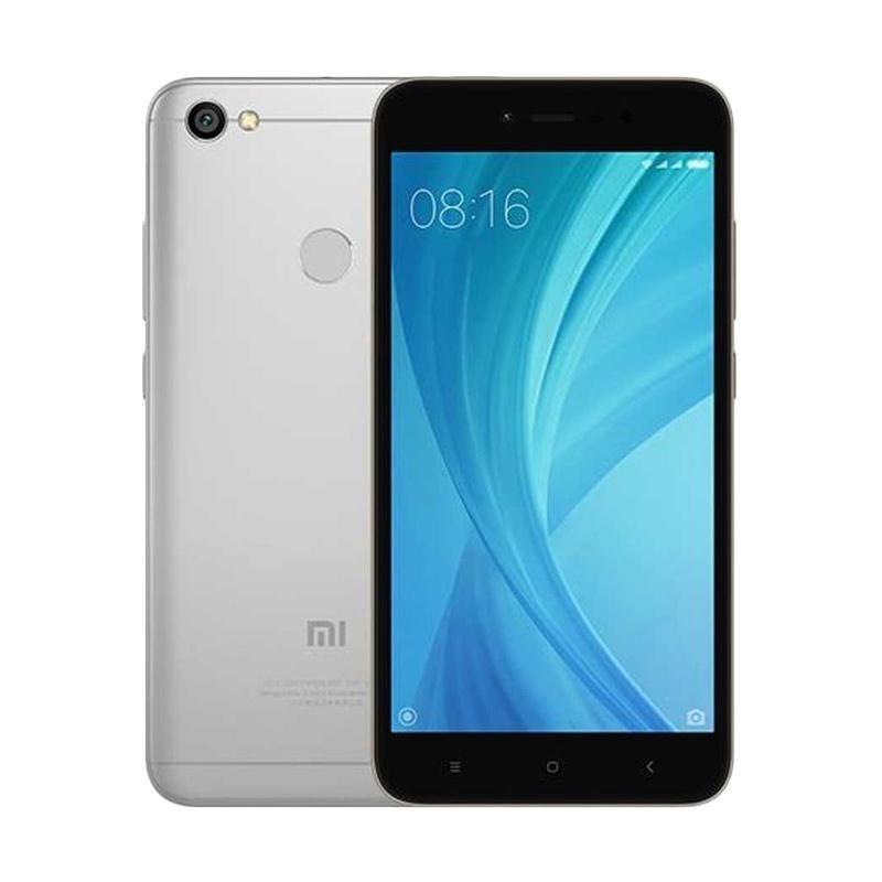 Xiaomi Redmi Note 5A Pro Smartphone - Grey [4GB/ 64GB]