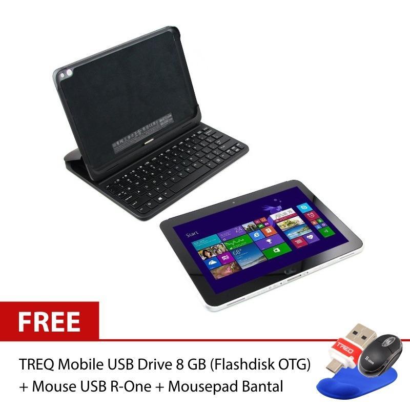 HP ElitePad 900 G1 - Laptop - tablet Windows 8.1 - Intel z2760 - Netbook 10