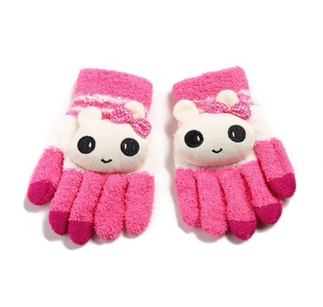 TOKO49 - Sarung Tangan Musim Dingin pria wanita Winter Gloves - 4 .