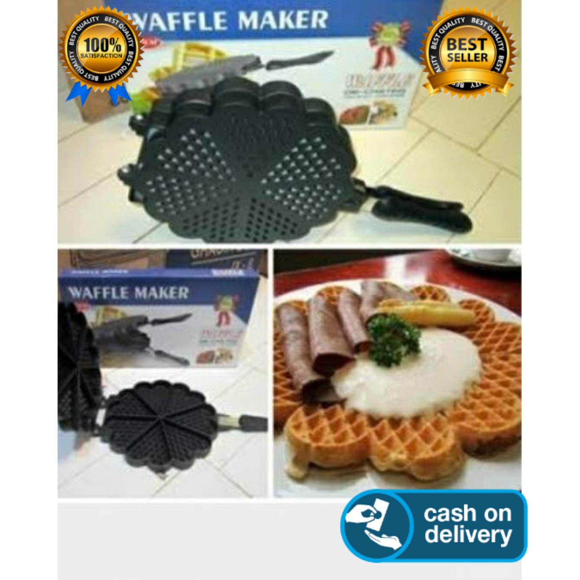 Queen Mall - Cetakan Wafer/Waffle Maker Pan