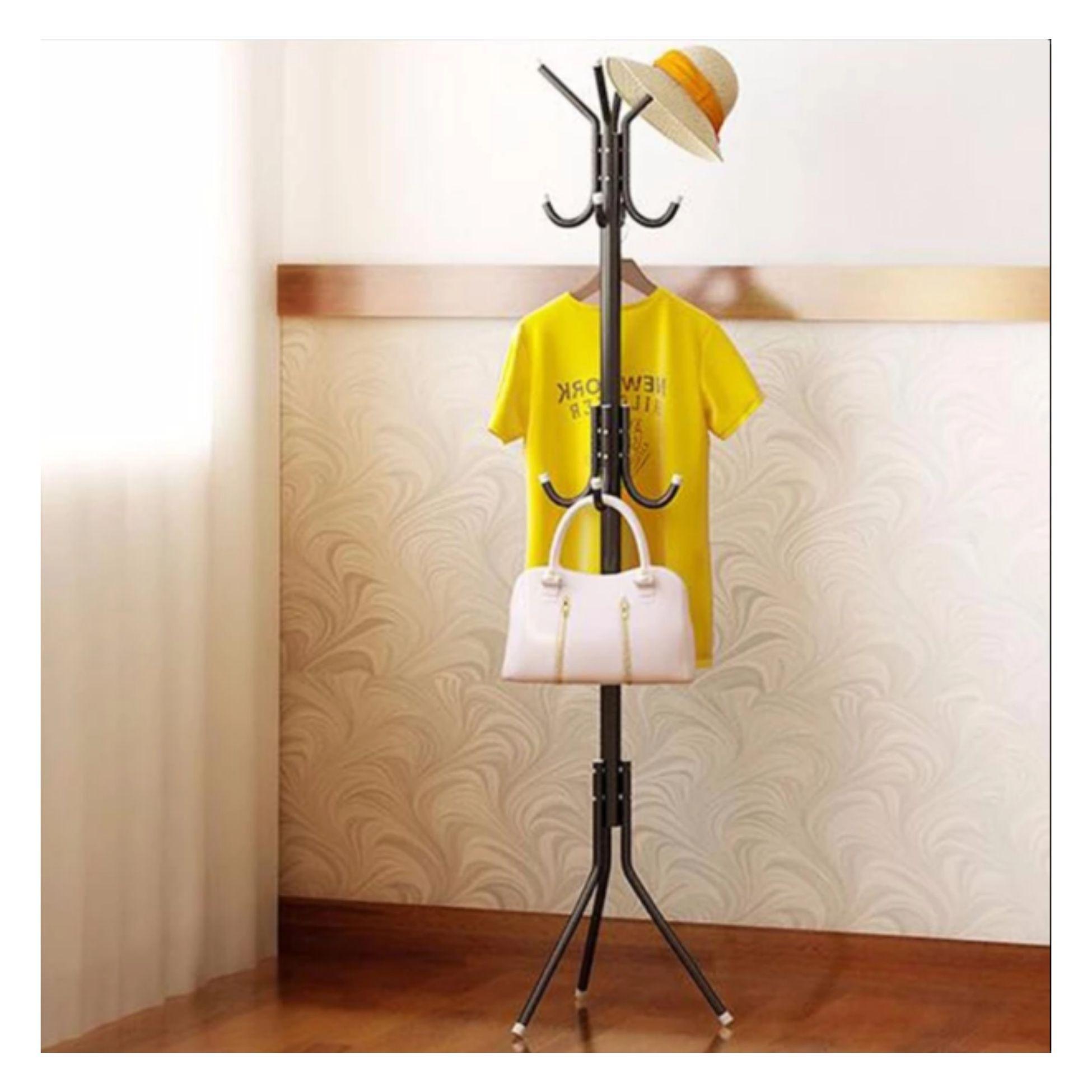 Lanjarjaya Gantungan Baju Standing Hanger / Multifunction Stand Hanger