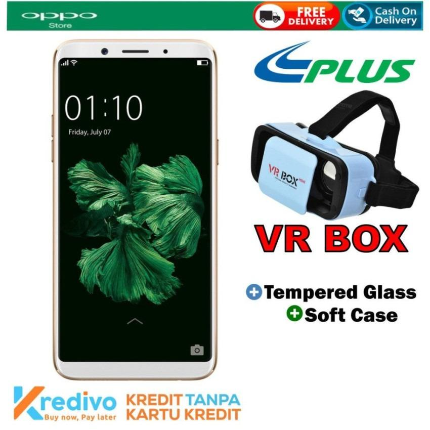 Oppo F5 Youth 3/32 GB - Plus VR BOX Cash & Kredit Tanpa Kartu Kredit