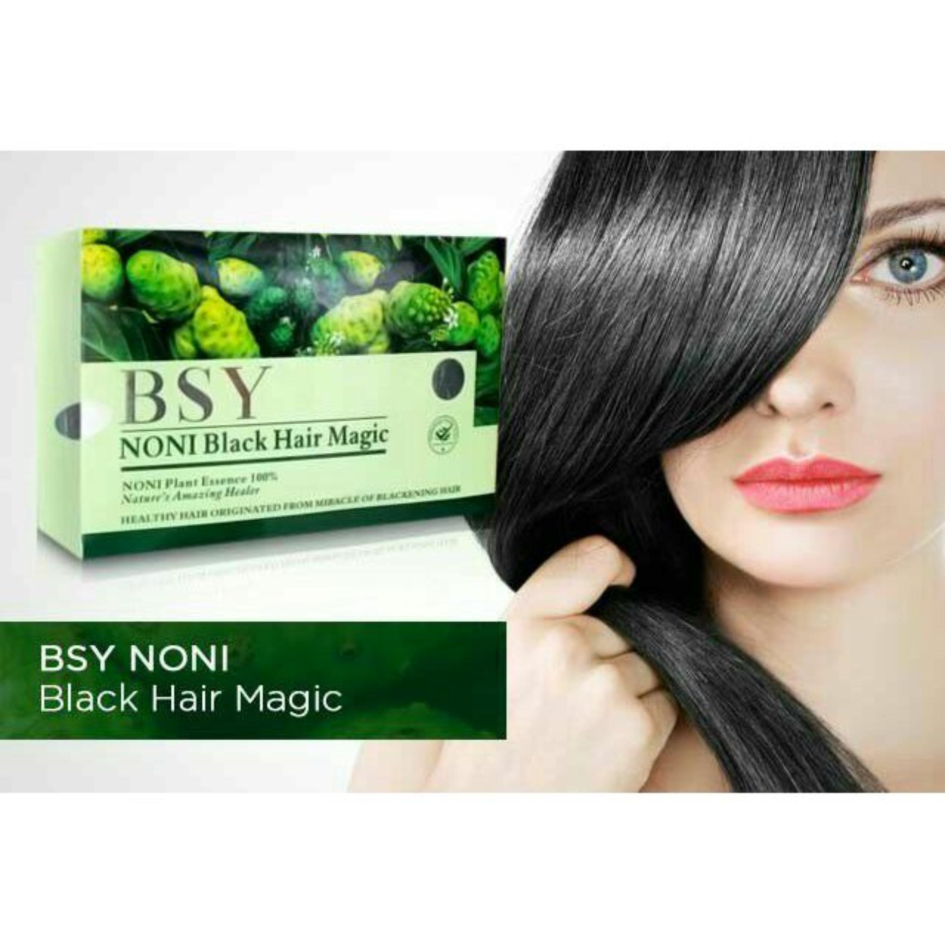 Produk Terbaru Black Magic Kemiri Shampoo Dan Keunggulannya Harga Bmks Bsy Noni