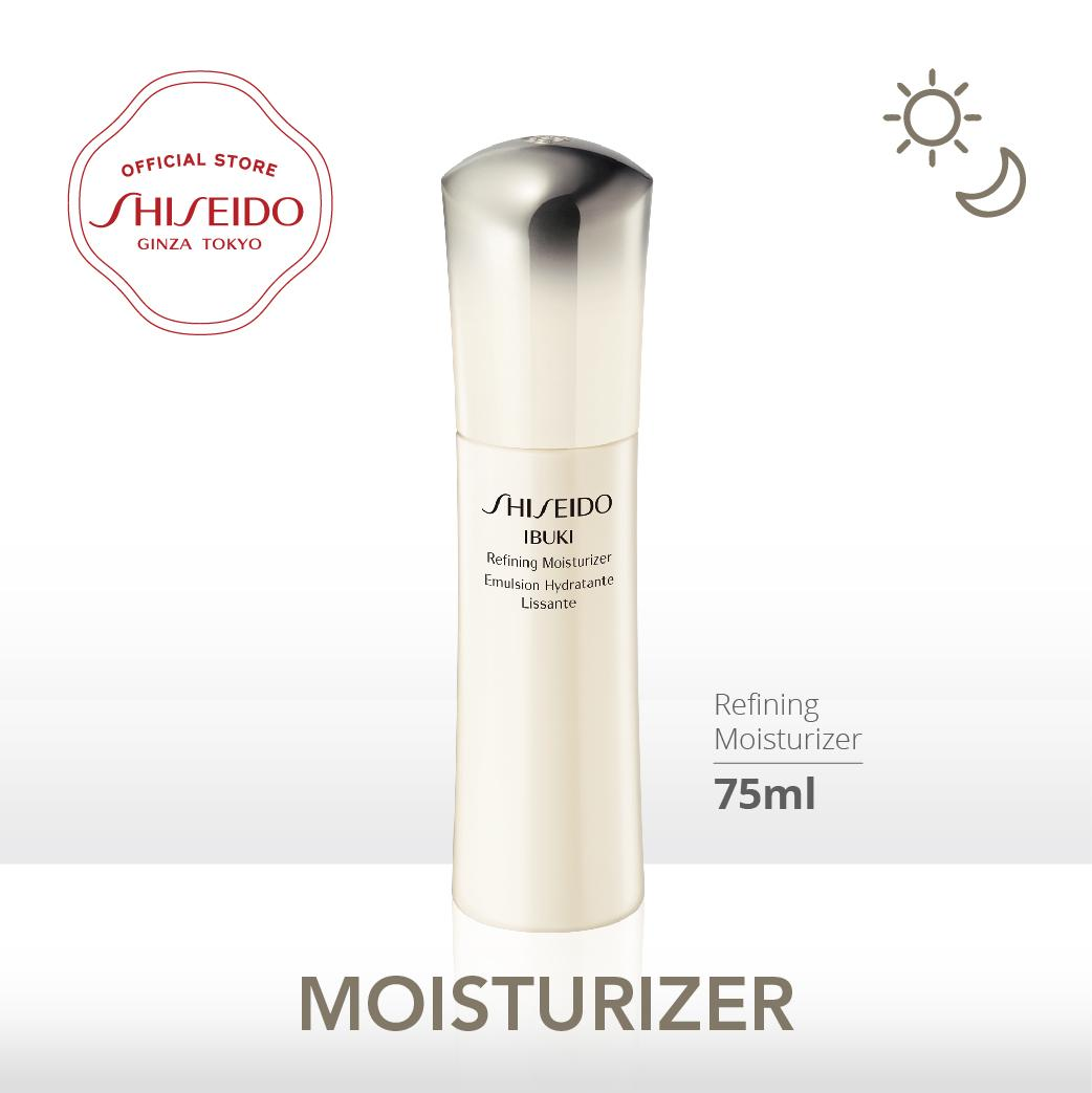 Fitur Shiseido Online Beauty Salon Duty Free Price Shampoo Hair And Scalp Ibuki Refining Moisturizer 75ml