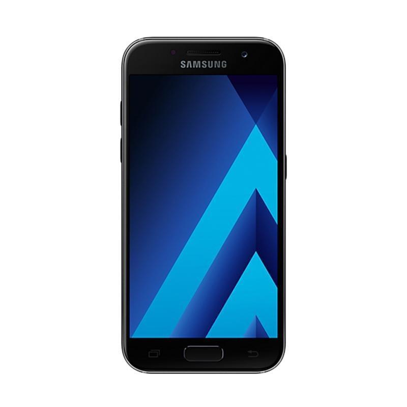 Samsung Galaxy A3 2017 SM-A320 Smartphone - Black