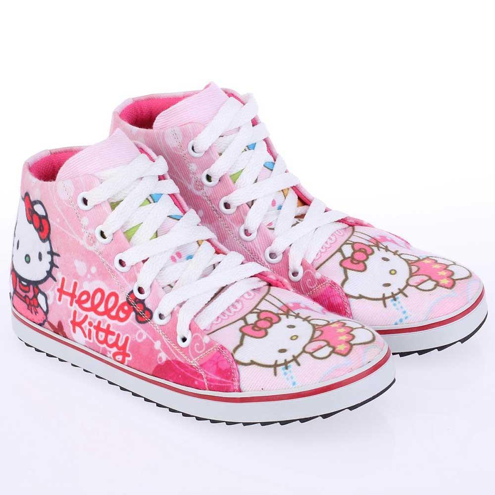 Ukuran 31-35 Sepatu Hello Kitty Anak Perempuan Cewek Warna Pink CBB 004 CR
