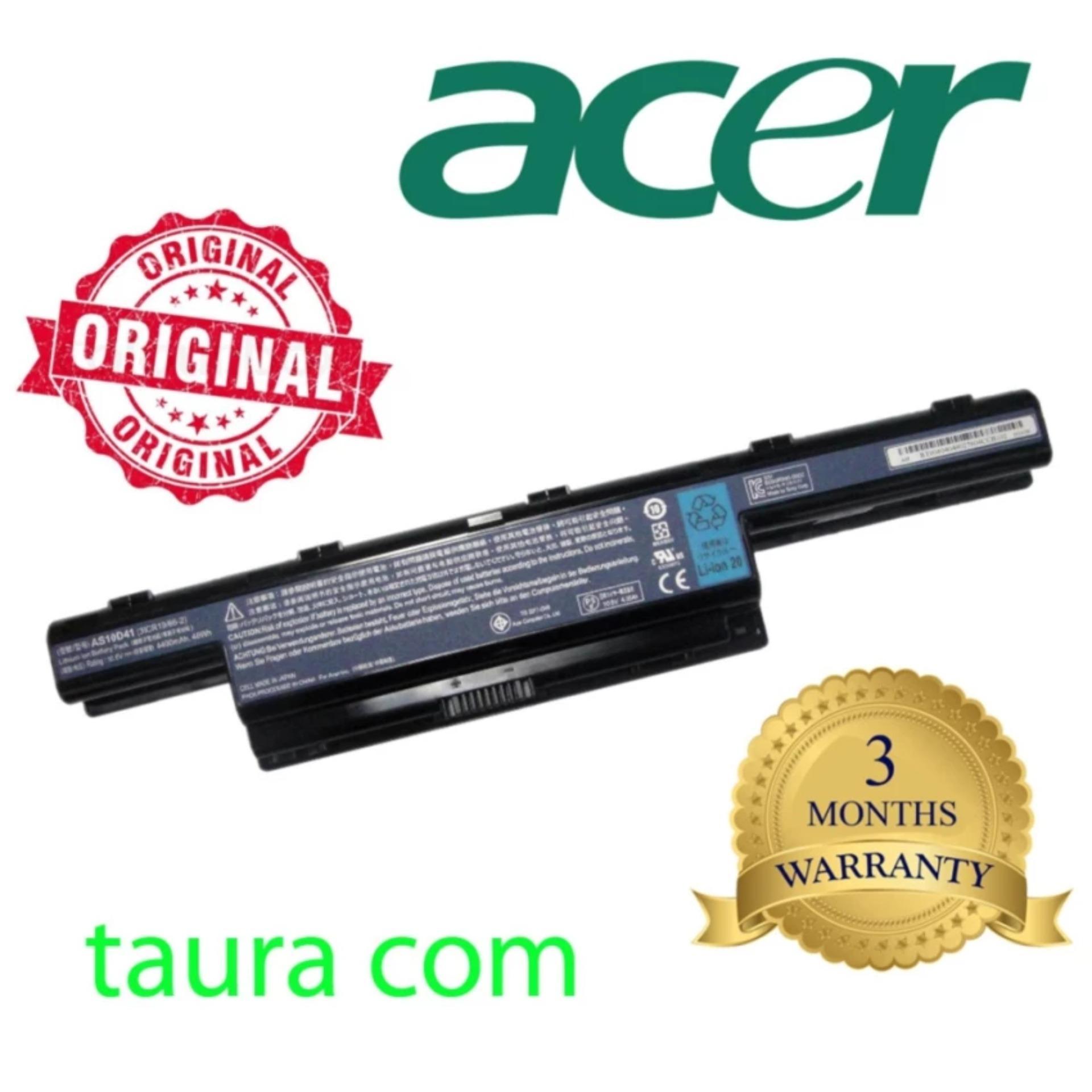 Baterai Laptop Original Acer Aspire 4750 4750G 4750Z 4752 4752G 4741 4752ZG