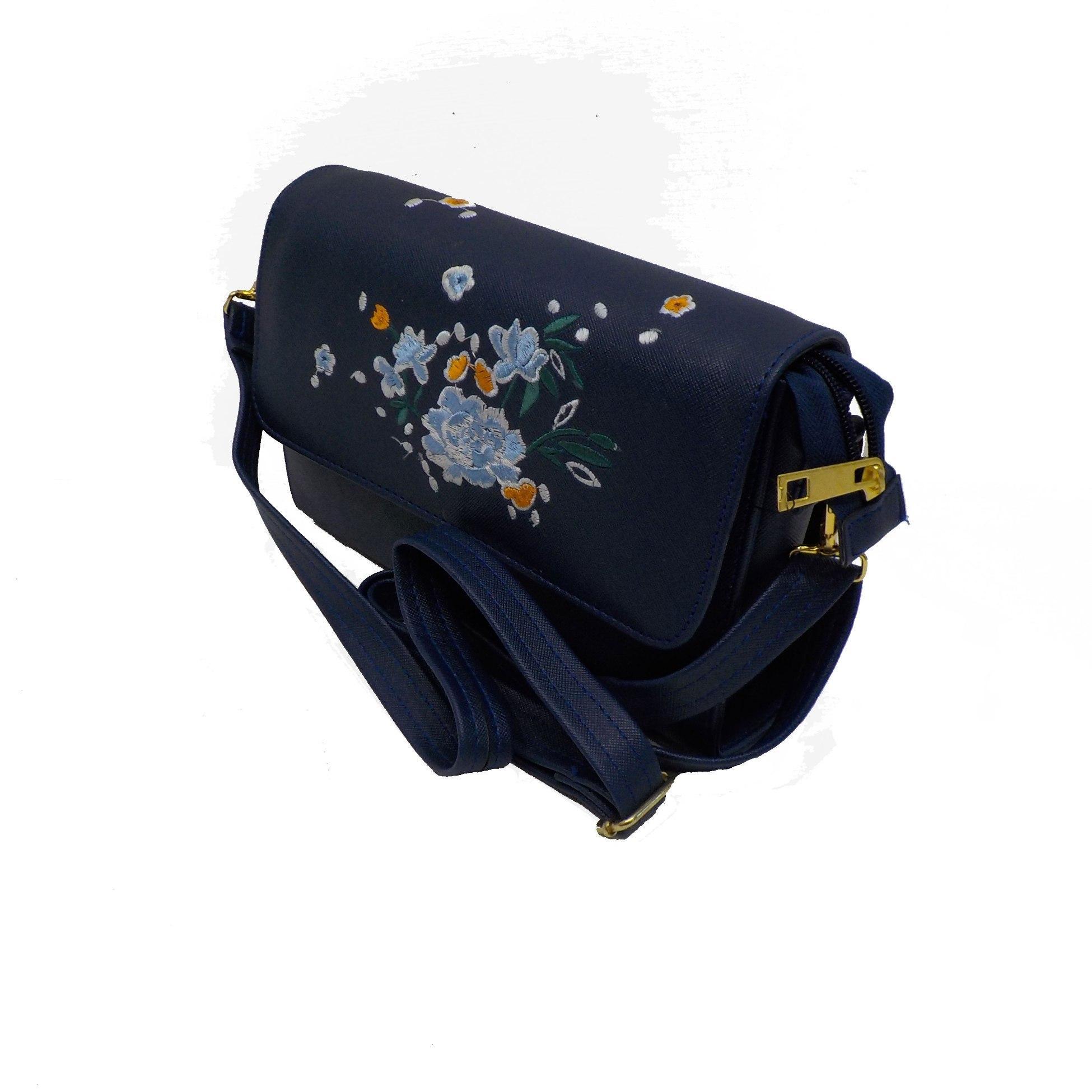 Auris Tas Fashion Wanita/selempang 254097 - BIRU - 2 ...