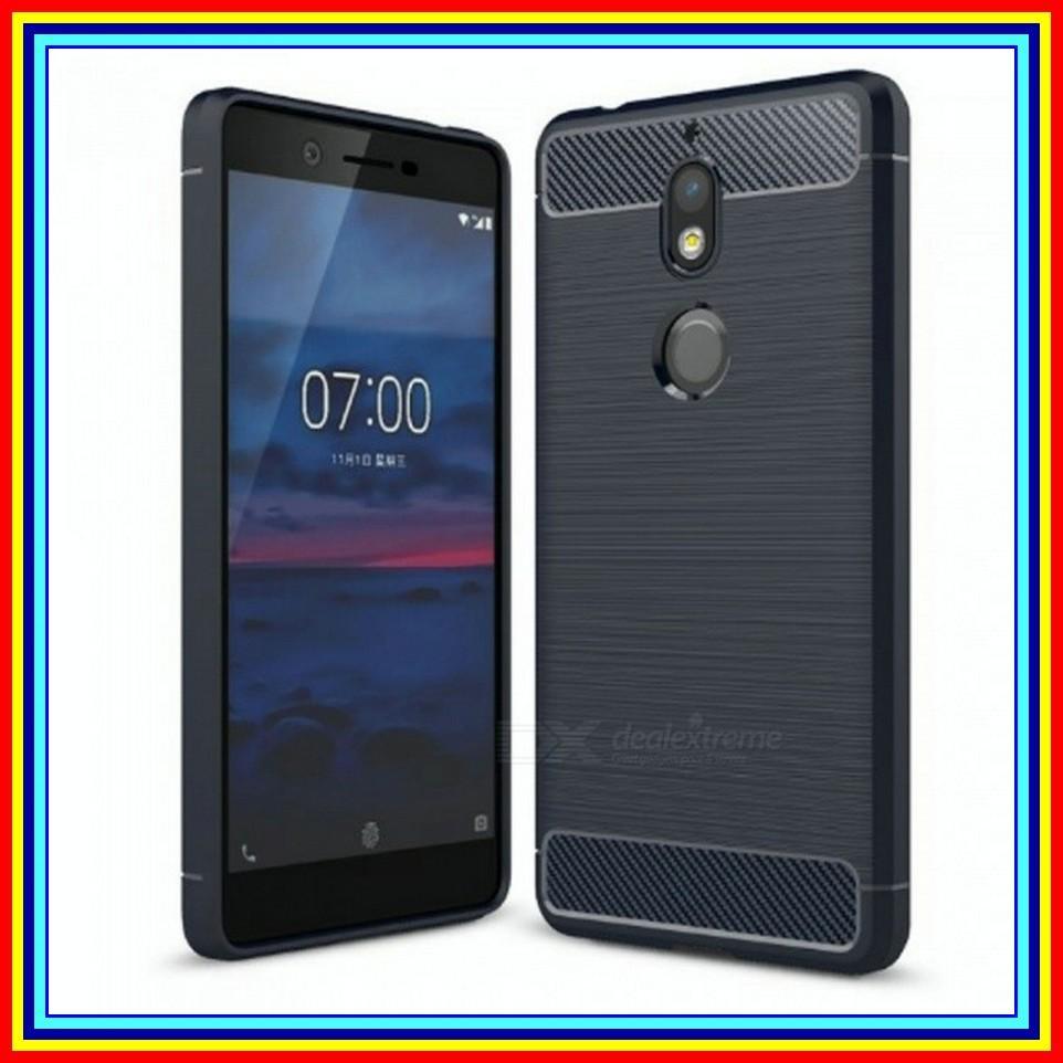 Detail Gambar Softcase Carbon Fiber Nokia 7 Ipaky Capsule Soft Case Delkin - Hitam Terbaru