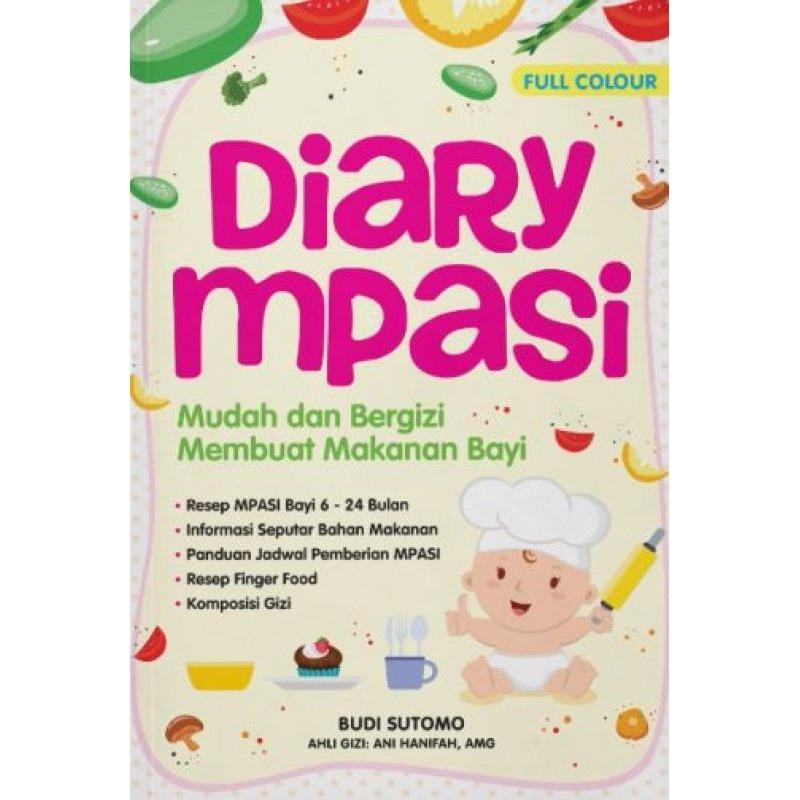 Diary Mpasi - Best Seller Buku Orang Tua By Sebelah_toko
