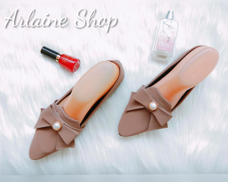 Arlaine Molina Flat Shoes