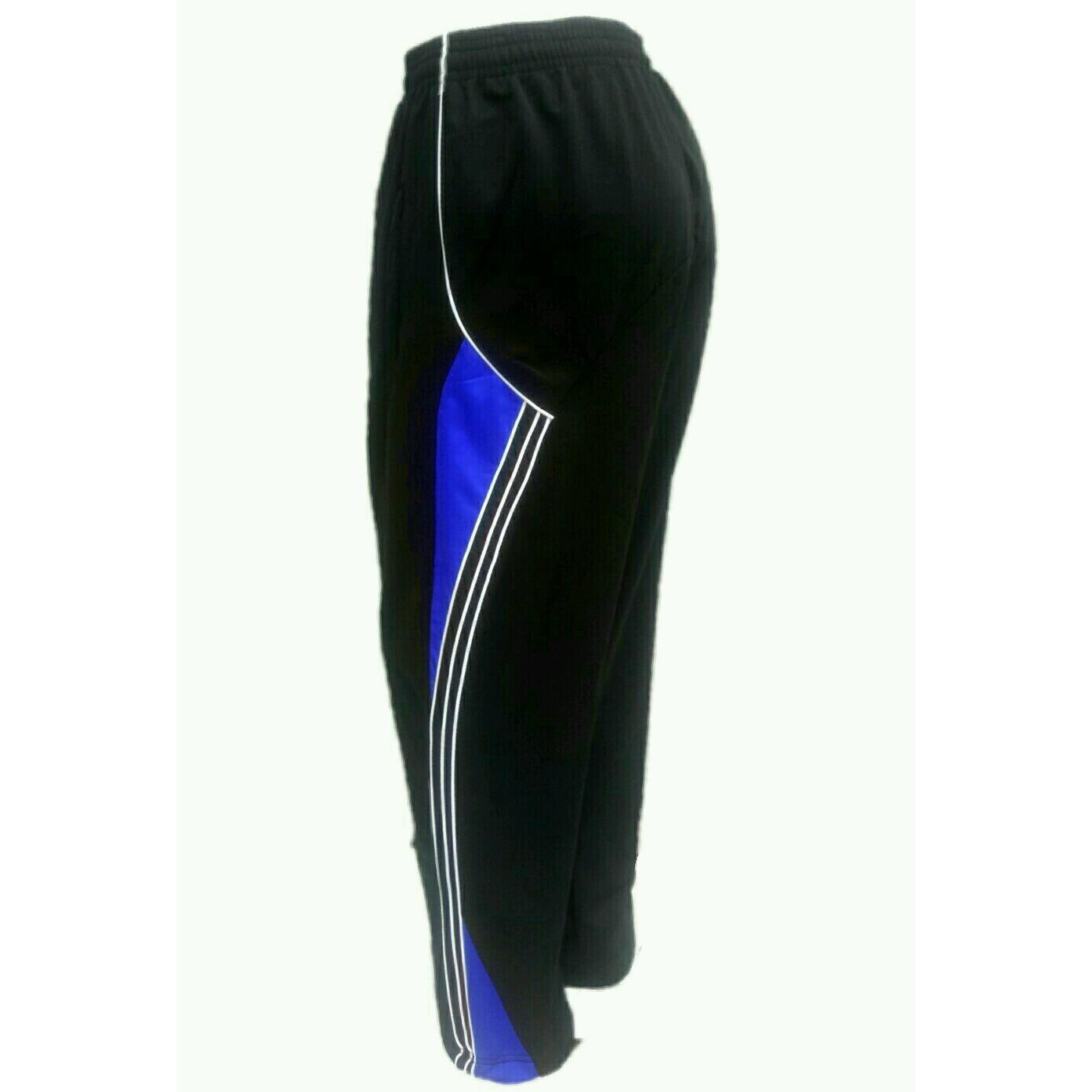 Harga Arsy Sport Celana Training Model Lis 3 Hitam Biru Pon Asli Fashion