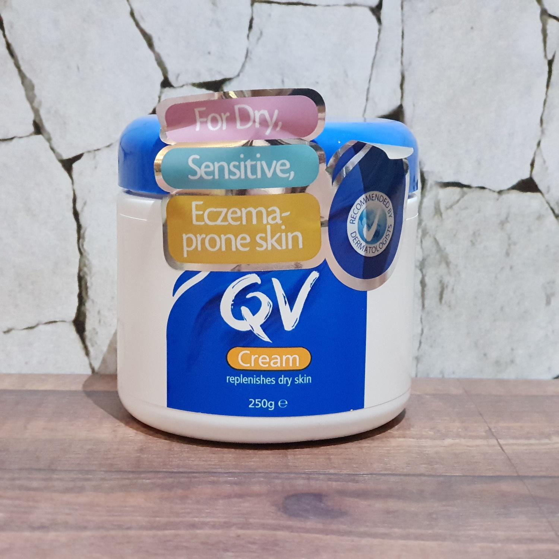 Kelebihan Qv Cream 100 Gr Terkini Daftar Harga Dan Tempat Cussons Baby Mild And Gentle 250gr