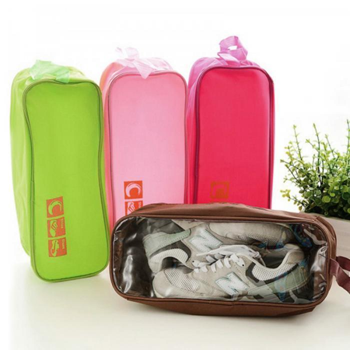 Detail Gambar Tas Sepatu Organizer Olahraga Tas Fitness Sepatu GYM Shoes Bag Storage Bag Anti Air Terbaru