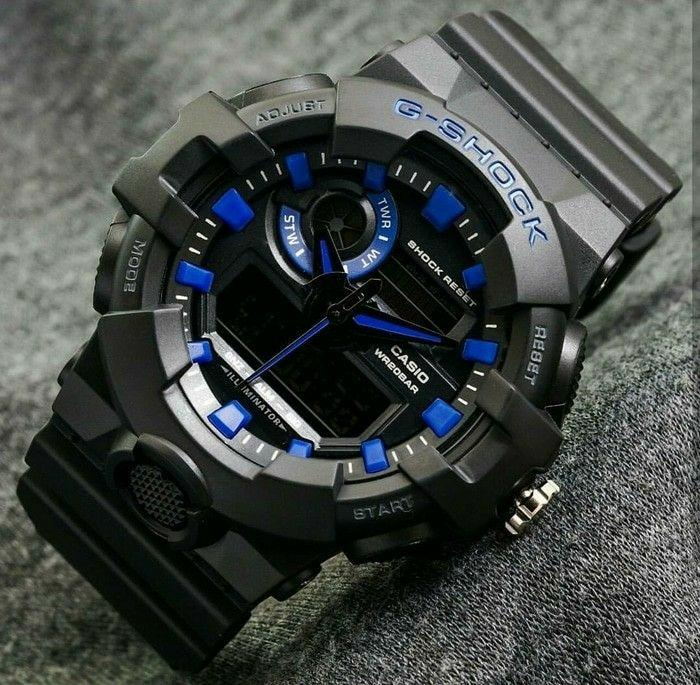 JAM TANGAN PRIA FASHION /SPORT G SHOCK DUAL TIME
