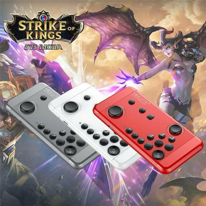 Detail Gambar OBRAL Mocute 055 Gamepad Mobile Legends Joystick Game Pad Moba TERMURAH Terbaru