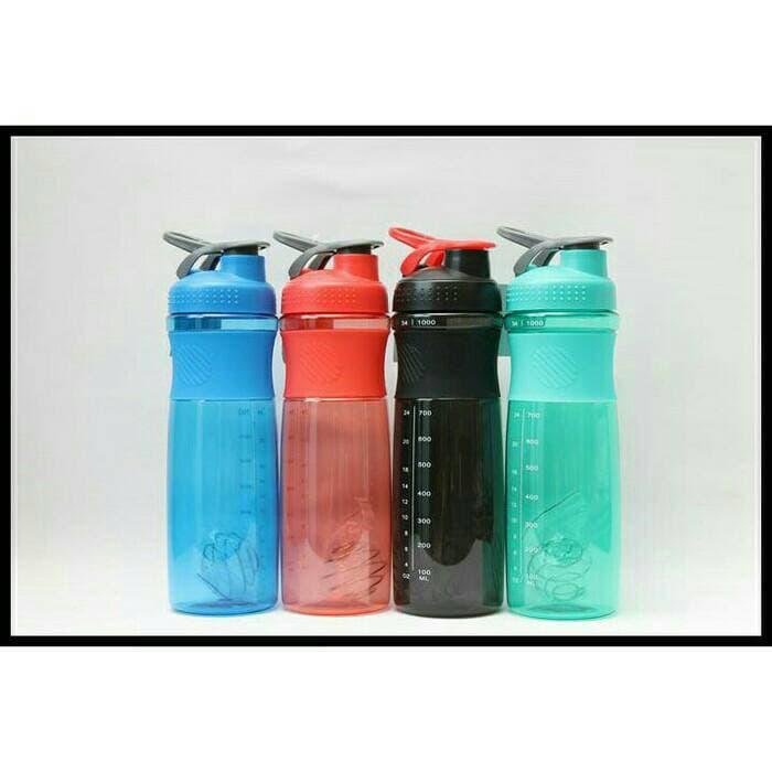 Botol Minum Tritan B06 Kapasitas 1 Liter B06 / Botol Minum Tritan B06 - 3