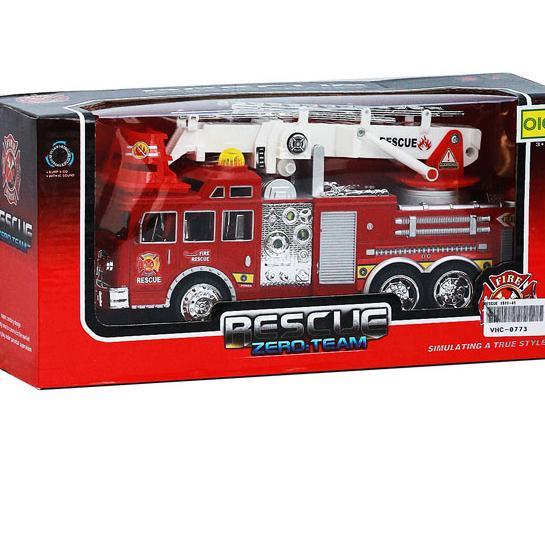 AA Toys Fire Engine BO Rescue Zero Team 1911-41 Mainan Mobil Pemadam