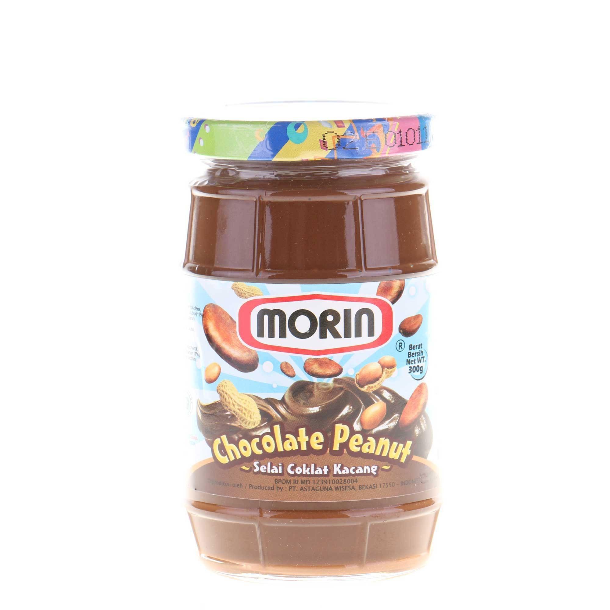Morin Selai Coklat Kacang 300G