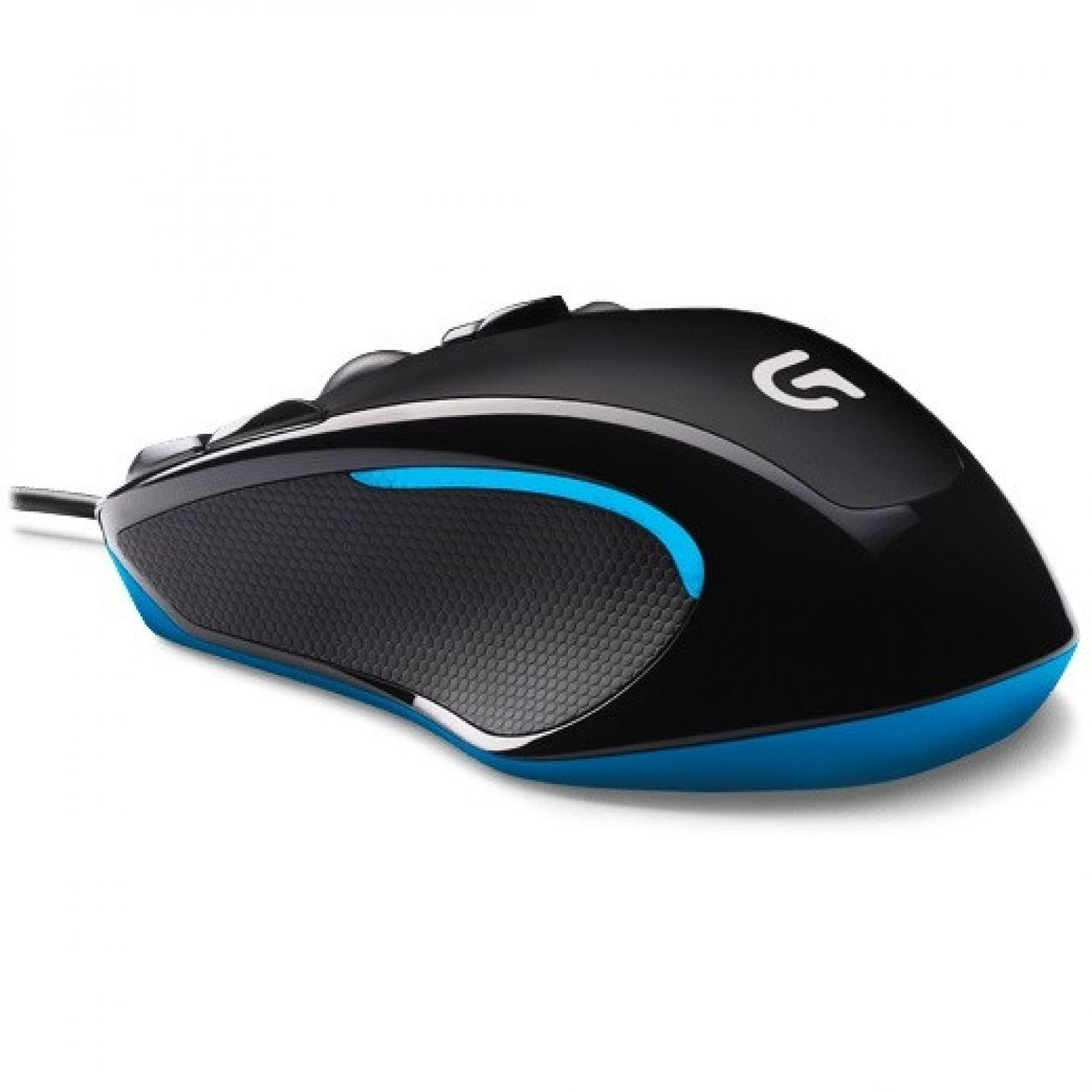 Logitech Optical Gaming Mouse - G300s