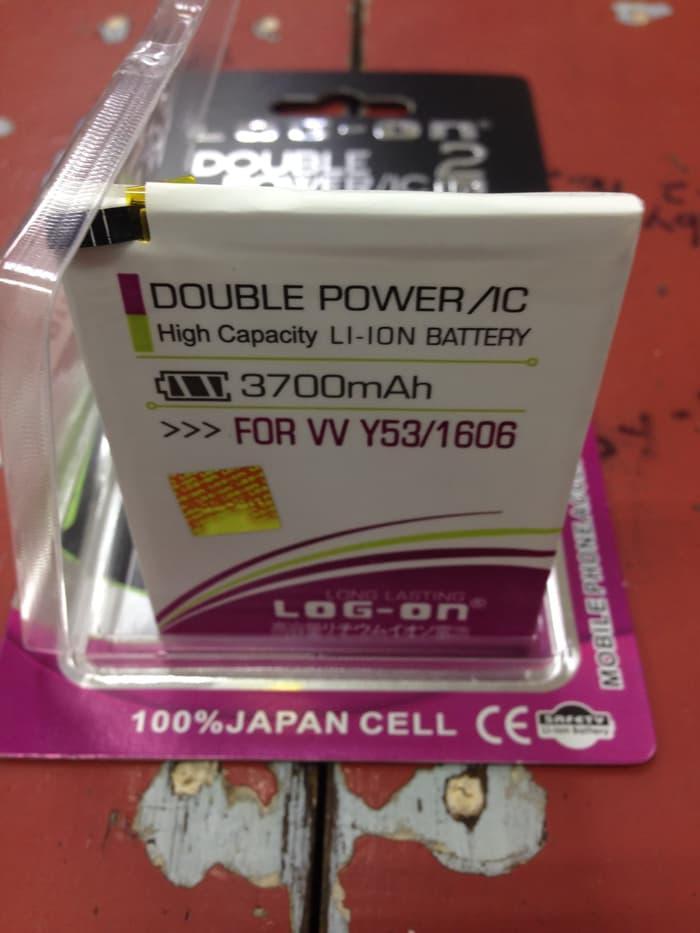 Review Baterai For Vivo V9 B C9 Log On Original Double Power