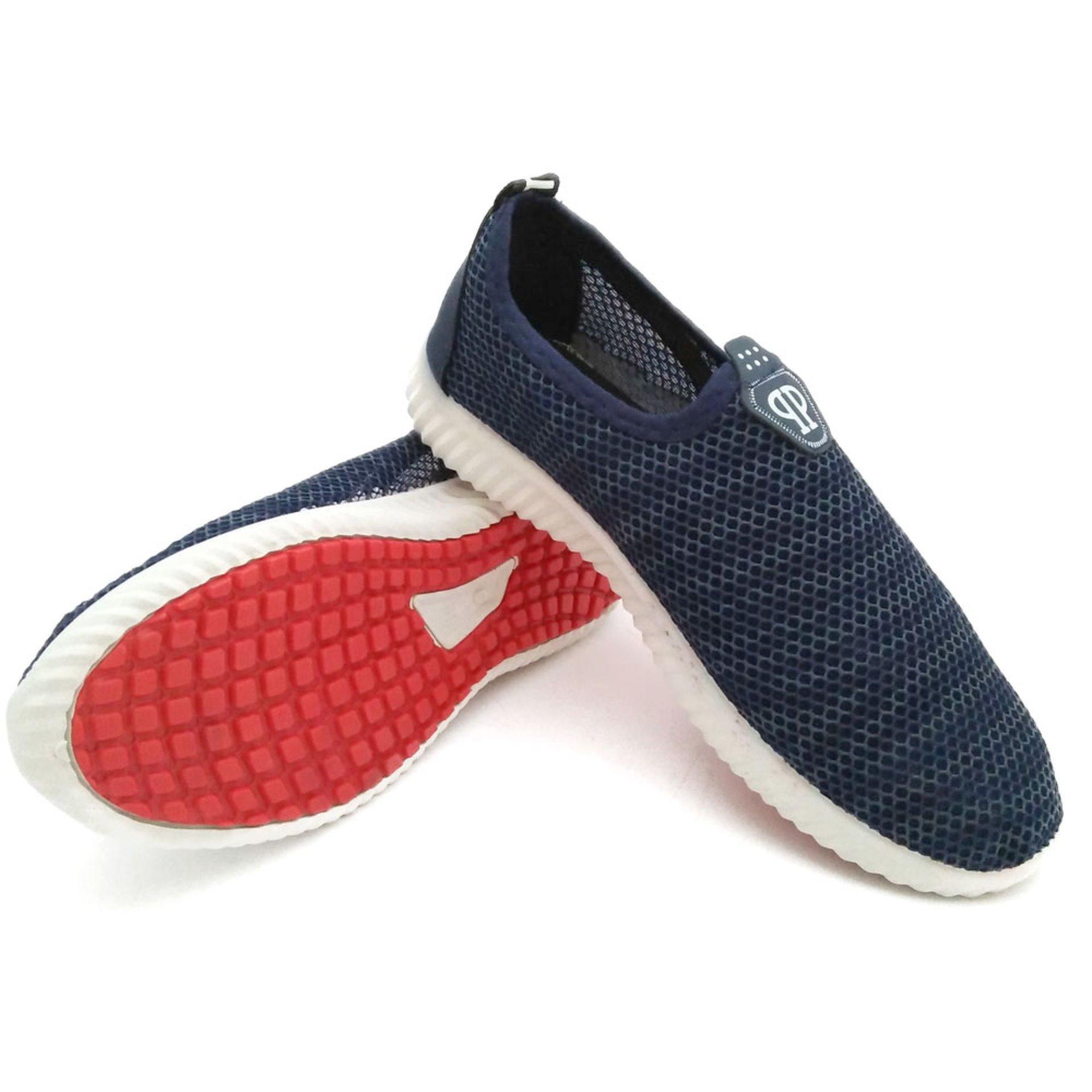 Vivo Fashion Sepatu Casual Pria/Sepatu Slip On Pria/Sepatu Sneakers .