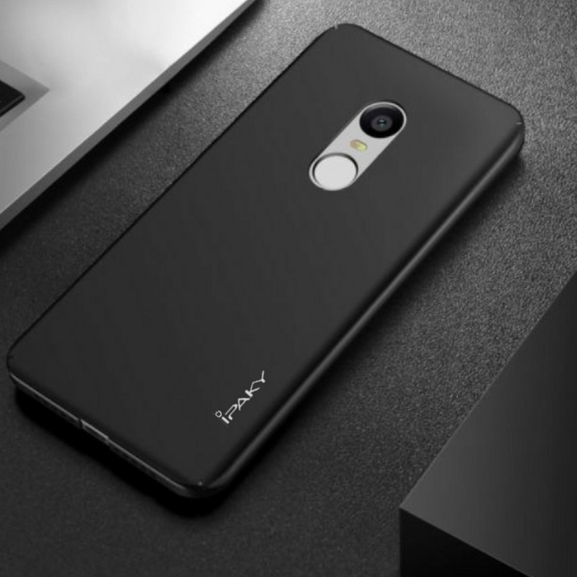 Detail Gambar Ipaky Super Slim Hybrid Soft Case Cover Casing For Xiaomi  Redmi Note 4 - 824ed20d39