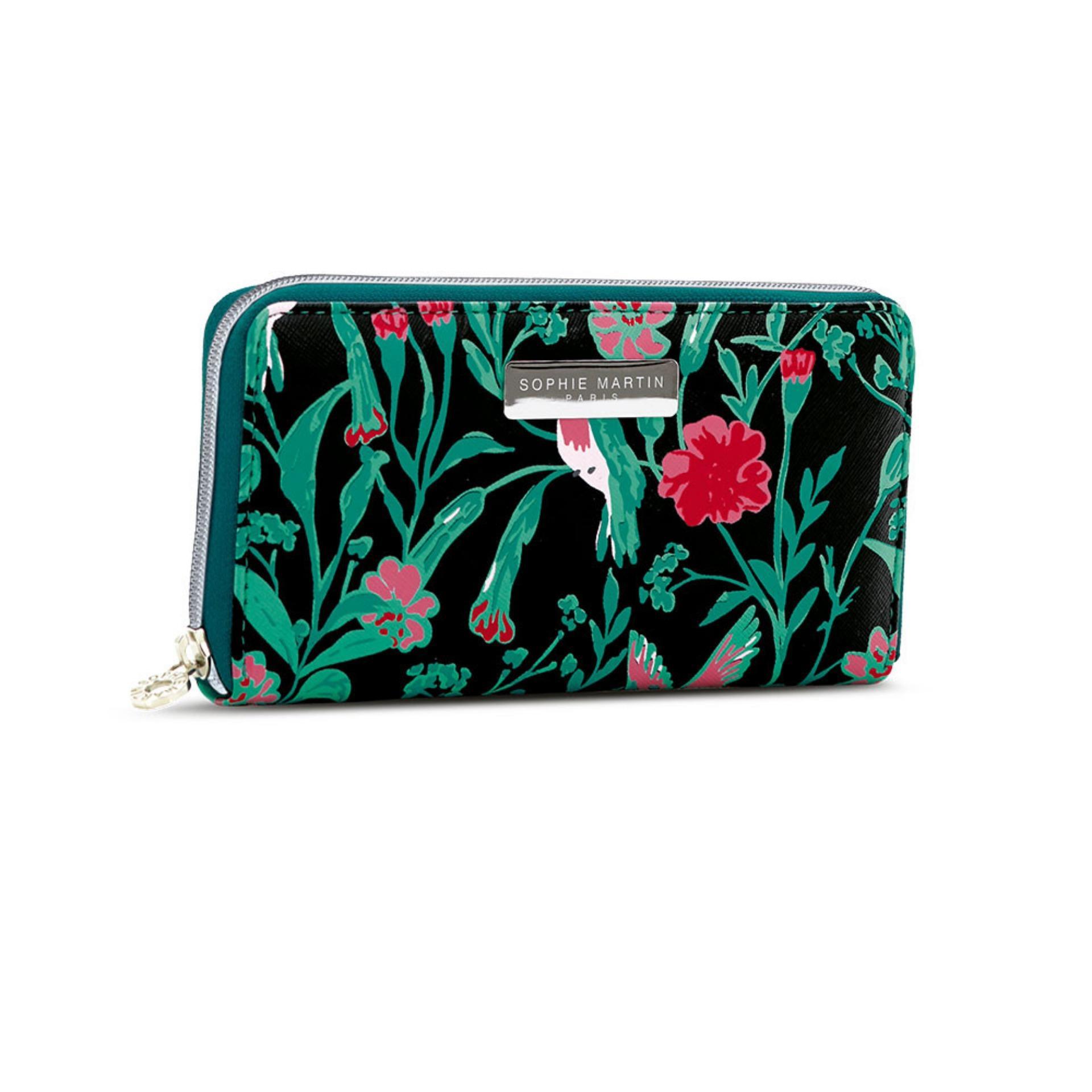 ... Sophie Paris Dompet Branded Wanita Terbaru Arthemis Wallet W1418M4 -  Multiwarna - 4 ... 64c96a7310