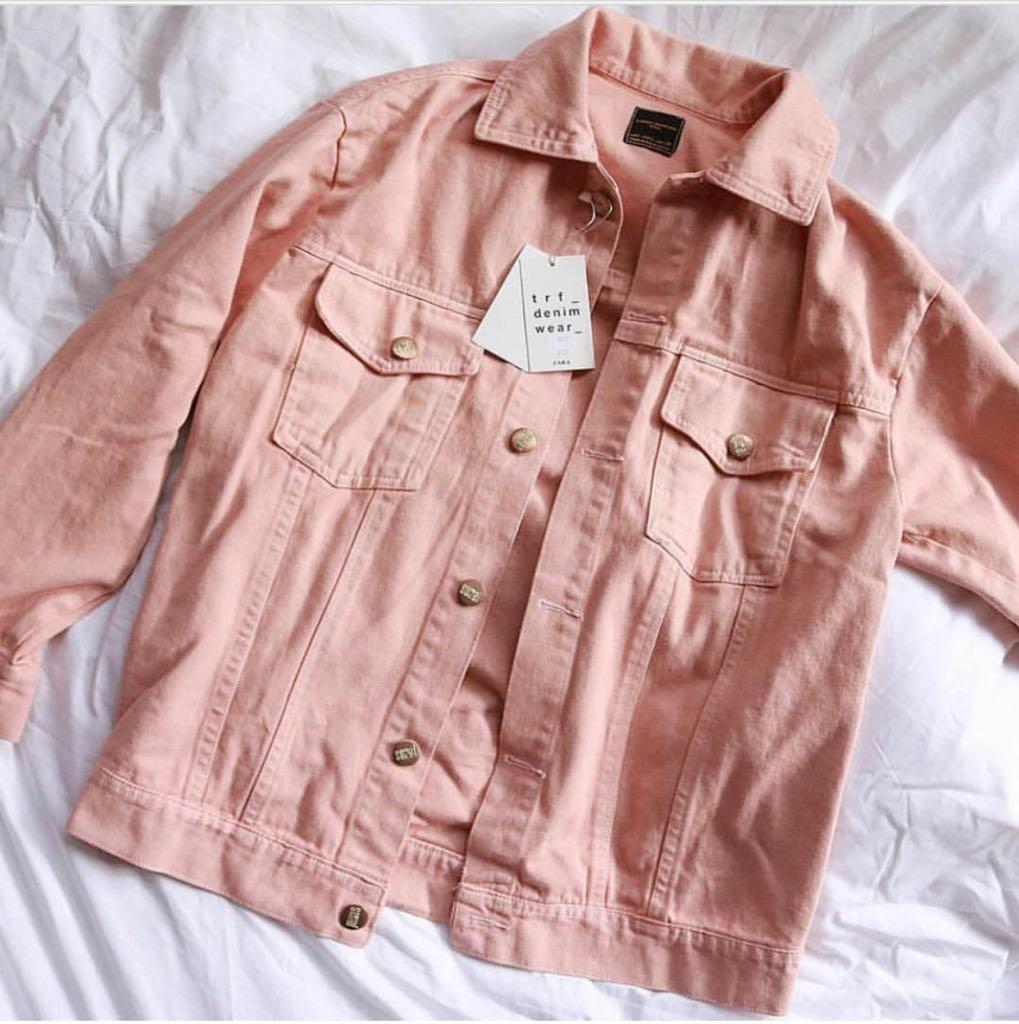 Harga Dan Spek Jaket Melda Merah Update 2018 Pakaian Anak Laki Cubitus 293005 F Fashion Wanita Daftar Terbaru Fashionshop Lengan Panjang Trinity Denim Jacket